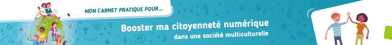 bannière carnet citoyen numérique société multiculturelle