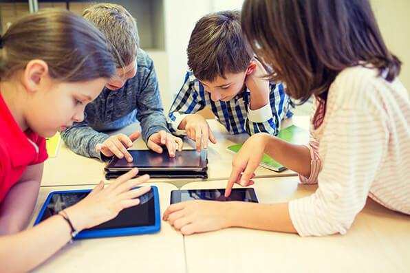 enfants tablette numérique gratuit école informatique