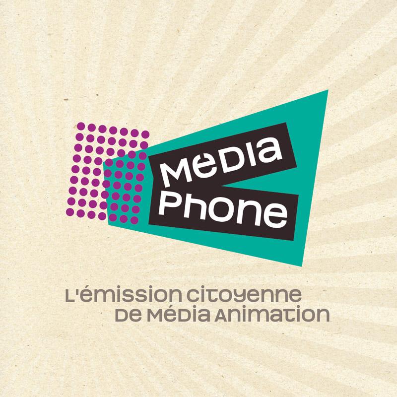 Illustration Media Phone